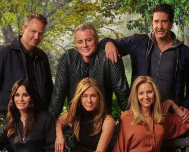 """Los mejores atuendos de """"Friends"""" de Rachel, Monica, Phoebe y más"""