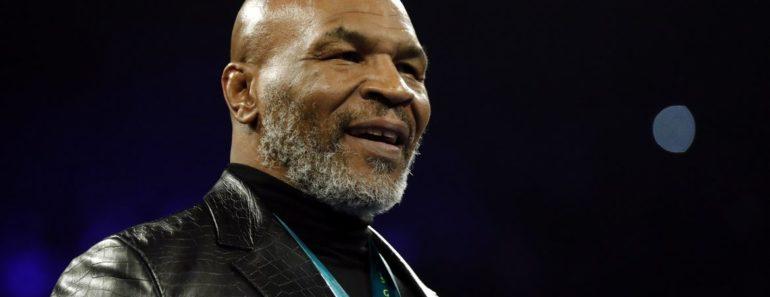 Patrimonio neto de Mike Tyson: $ 3 millones
